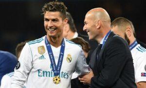 Zidane-Real Madrid