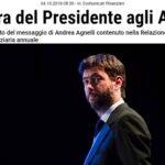 lettera Agnelli