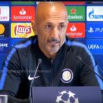 spalletti: conferenza psv-inter