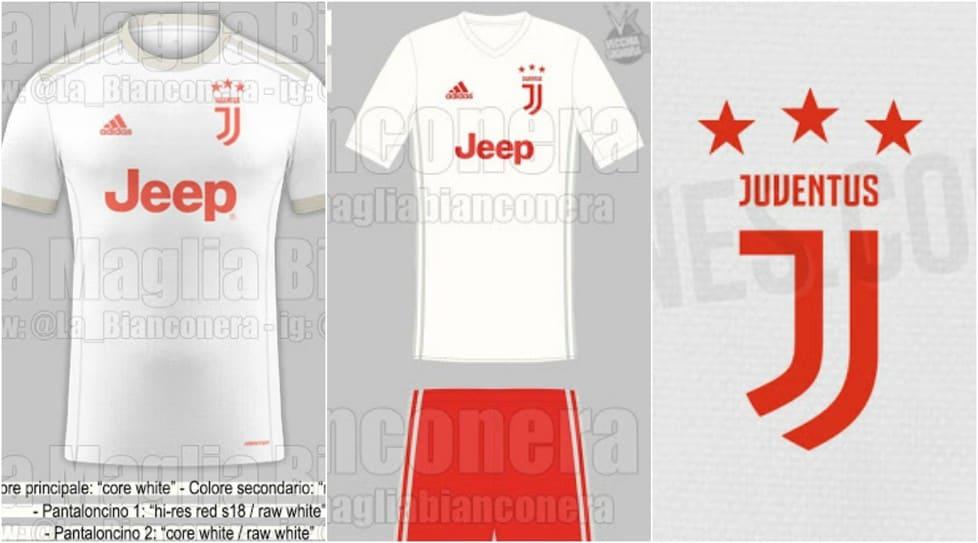 Juventus, ecco la seconda maglia 2019-2020 | Calcio Style ...