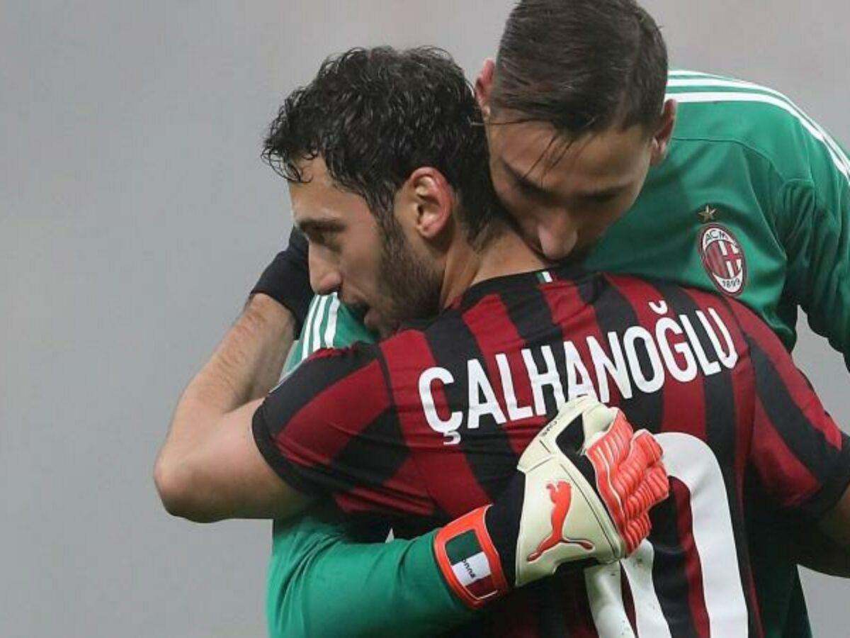 Milan: Calhanoglu resta, Donnarumma no | Calcio Style - Notizie e news  calcio