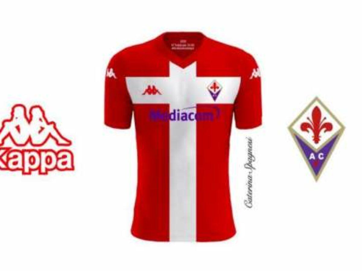La Fiorentina cambia sponsor tecnico: sarà questa la terza maglia ...