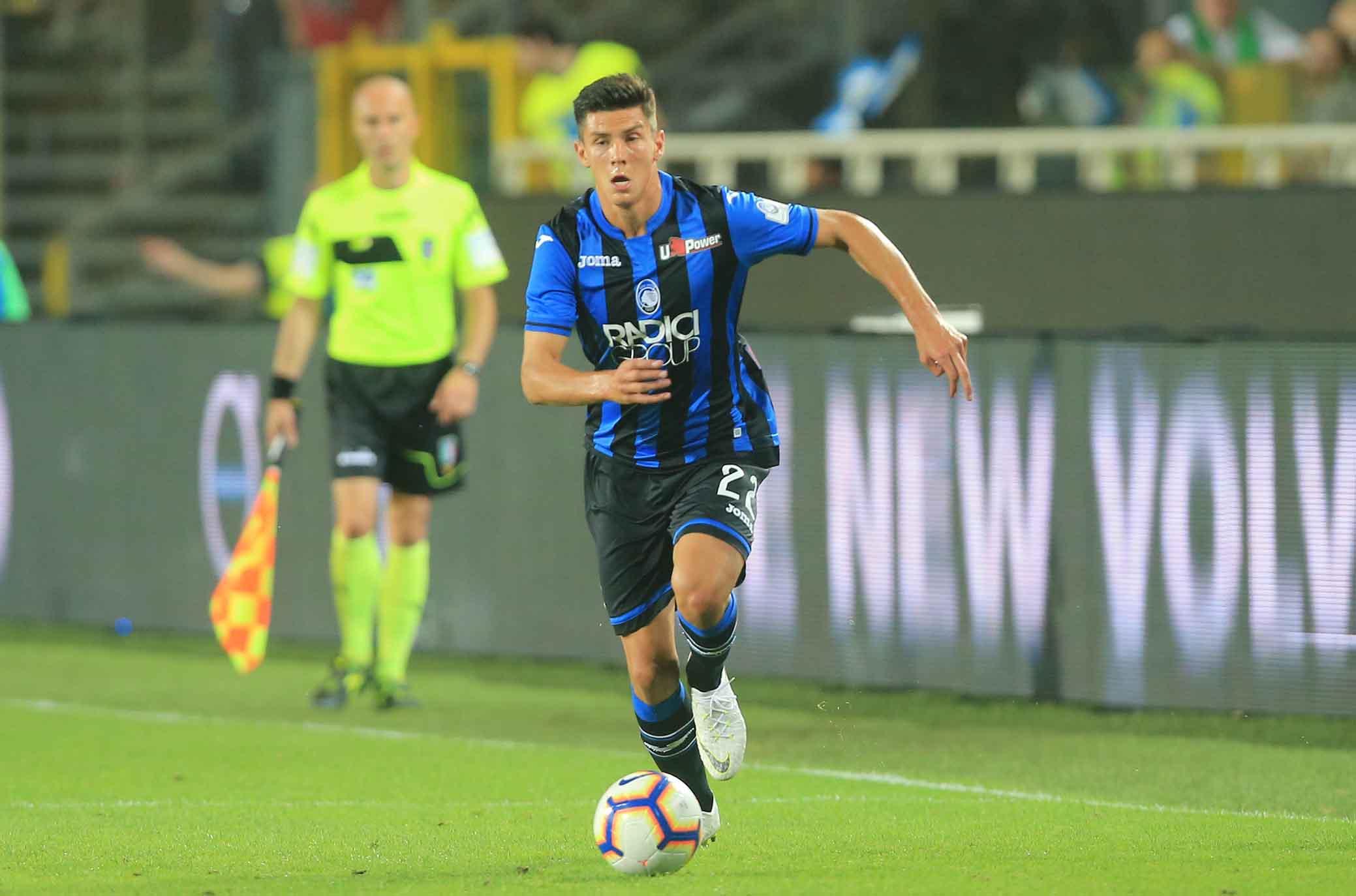 Matteo Pessina Milan