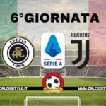 Spezia Juventus