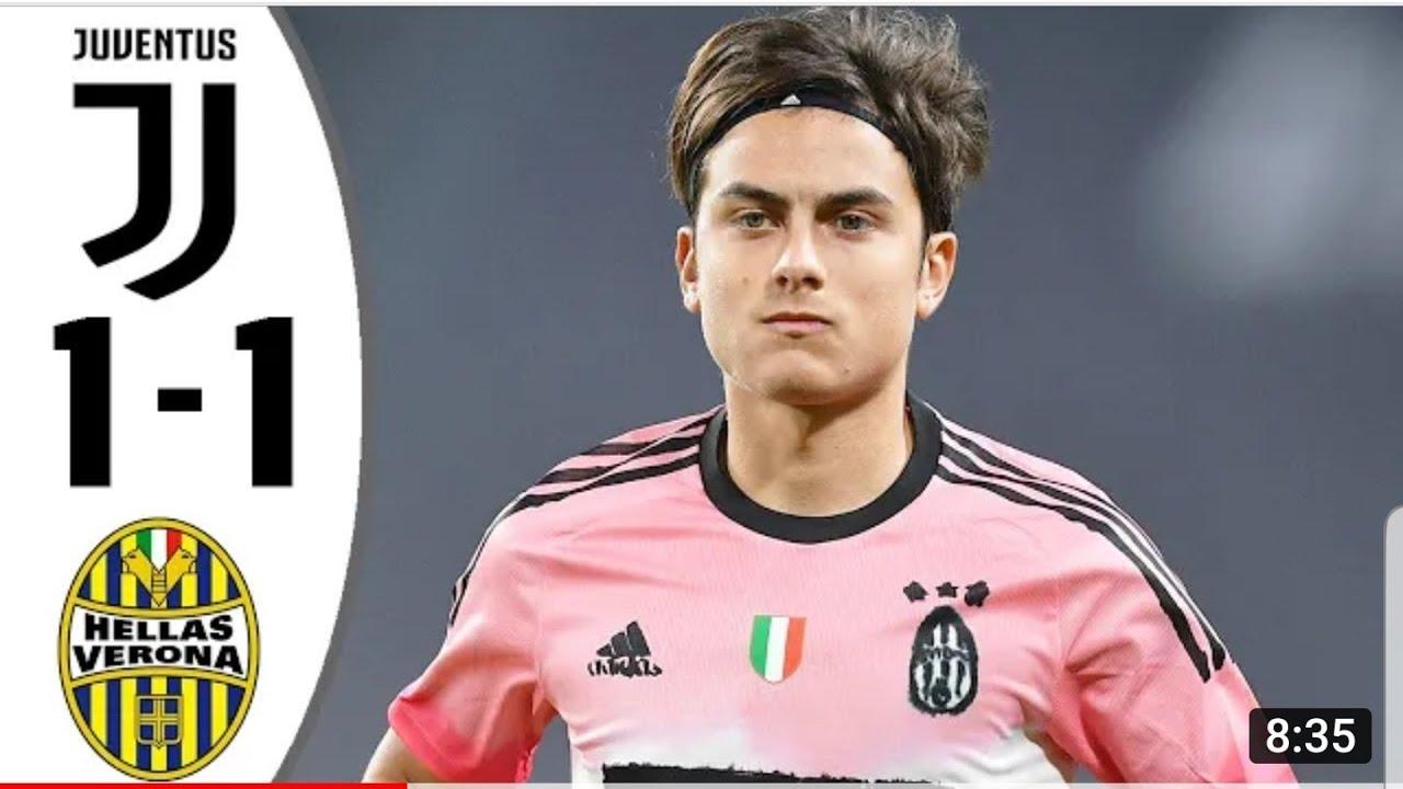 Juventus-Verona 1-1. Gol e Highlights | Calcio Style - Notizie e news calcio