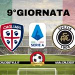 Cagliari Spezia