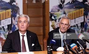 Elezioni Figc, Gravina Sibilia