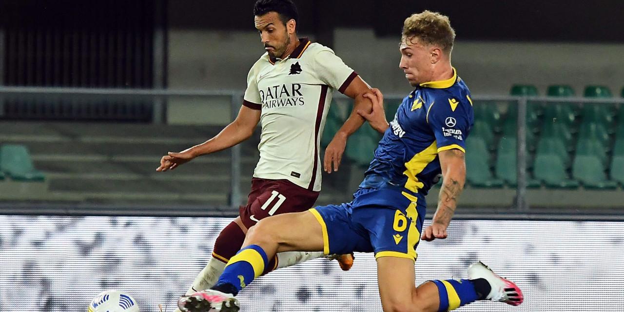 Calciomercato Roma Lovato