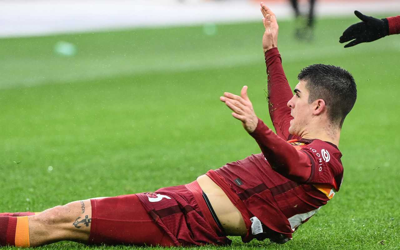 Calciomercato Roma Mancini