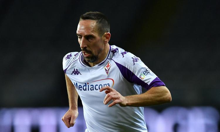 Fiorentina, Franck Ribéry