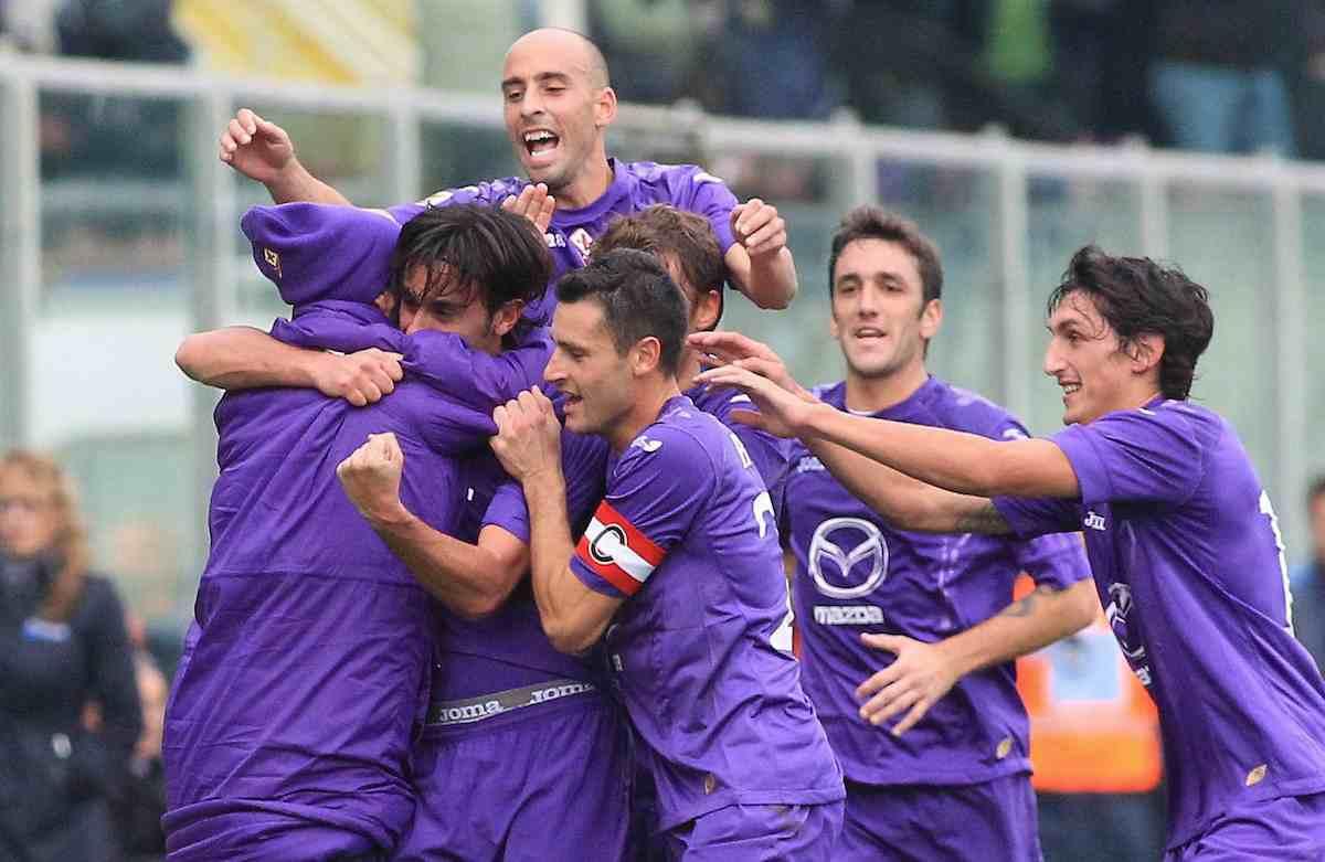 Precedenti Fiorentina Atalanta