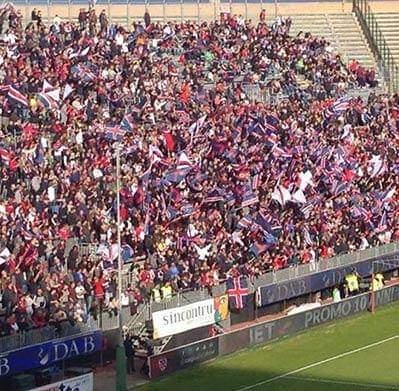Cagliari sconfitto